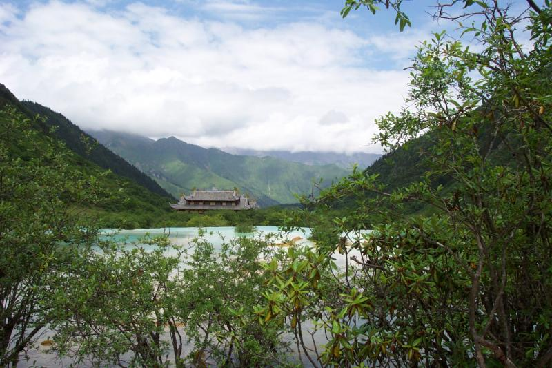 Huanglong Temple
